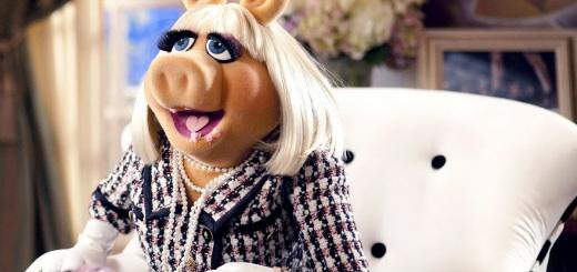 Miss Piggy dei Muppets
